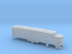 Z Scale Alco FA-1 Shell in Frosted Ultra Detail