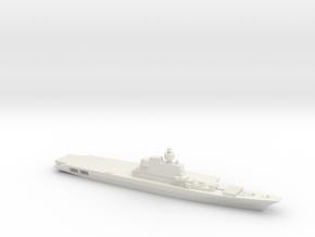 Admiral Gorshkov, 1/2400 in White Natural Versatile Plastic