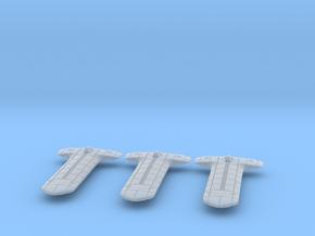 Terran (TFN) Light Cruiser Datagroup in Smooth Fine Detail Plastic