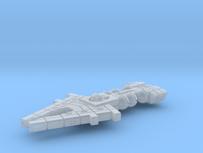 Orion (KON) Light Cruiser in Smooth Fine Detail Plastic