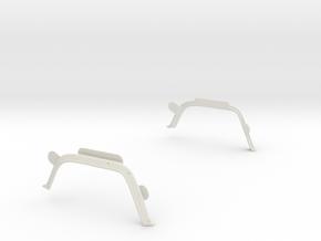 Flare-Valueliner-hood in White Strong & Flexible