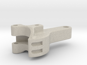 """3/4"""" scale coupler in Natural Sandstone"""