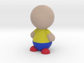 DKR Toy in Full Color Sandstone