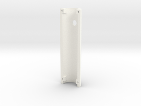 DNA200 Passthrough Back  in White Processed Versatile Plastic