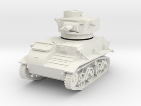 PV01 Light Tank Mk VIB (1/48) in White Strong & Flexible