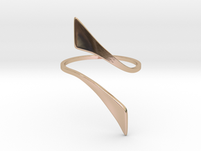 Back to basic collection - size 7 US in 14k Rose Gold Plated