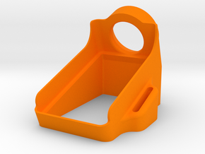 RuncamHD holder for Vortex - 20 degree in Orange Strong & Flexible Polished