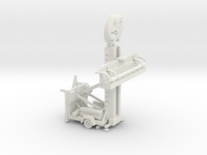 Froghopper  in White Natural Versatile Plastic