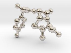 amoxicillin_ball_stick_nonH in Platinum
