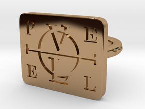 Enochian Adjustable in Polished Brass