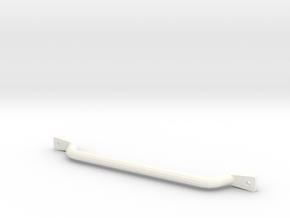 1/10 scale CJ-7 passenger grab bar in White Processed Versatile Plastic