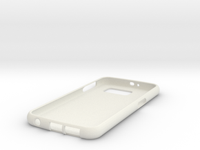 Galaxy S6 Case in White Strong & Flexible