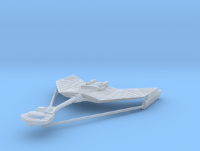 1/2500 D12 Kteremny Destroyer 229 m (w/support) in Smooth Fine Detail Plastic