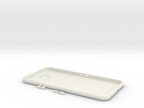 NoPhone in White Natural Versatile Plastic