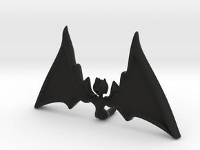 Halloween Hollowed Figurine: WarMaiden Batteeth in Black Natural Versatile Plastic