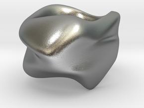 s1r032s7 GenusCircus      in Natural Silver