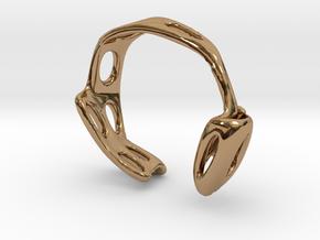 s3r026s6 GenusReticulum in Polished Brass