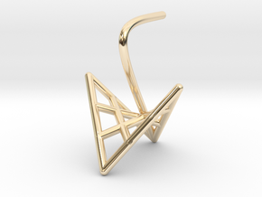 duckling (small) in 14K Yellow Gold