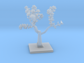 Family Tree - Coopers, 4 generations in Smooth Fine Detail Plastic