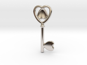 Key Of Love in Platinum