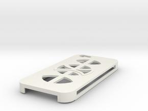 Iphones 5s Design 1 in White Natural Versatile Plastic