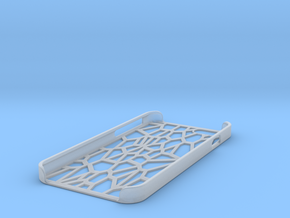 Lattice iphone 6 case in Frosted Ultra Detail