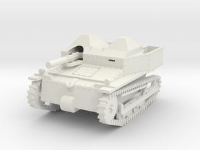 PV80 Carden Loyd Mk VI (1/48) in White Natural Versatile Plastic