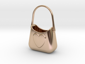 Bag Of Love in 14k Rose Gold