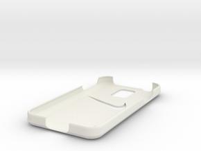 Nike Galaxy S5 Case  in White Natural Versatile Plastic