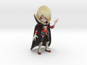 Fire Vampire (Verdehile) Model in Full Color Sandstone