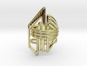Balem's Ring2 - US-Size 9 1/2 (19.41 mm) in 18k Gold