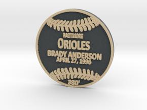 Brady Anderson in Full Color Sandstone
