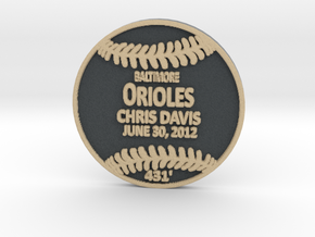 Chris Davis2 in Full Color Sandstone