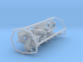 AD4/A-1 w/gear x8 (FUD) in Smooth Fine Detail Plastic: 1:600