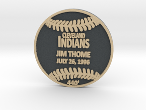 Jim Thome in Full Color Sandstone
