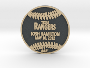Josh Hamilton in Full Color Sandstone