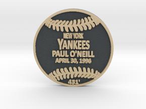 Paul O'neill in Full Color Sandstone