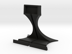 Stand For Microsoft Band in Black Natural Versatile Plastic