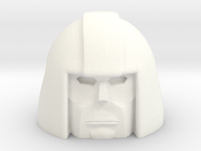 Brawn in White Processed Versatile Plastic