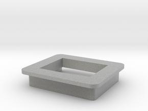 Mod Meter ( modmeter ) Bezel/Cradle in Metallic Plastic