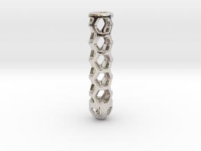 Hex Lantern X1: Tritium (All Materials) in Platinum