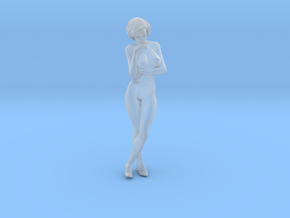 1:32 Short Haired Girl-012 in Frosted Ultra Detail: 1:32