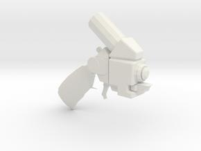 Arkham Asylum Batman Gel Gun in White Natural Versatile Plastic