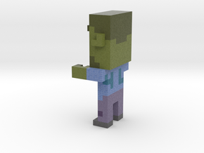 Colony servers figures: Zombie in Full Color Sandstone