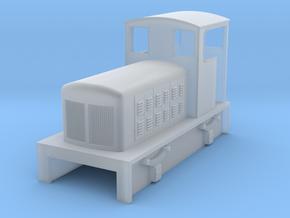 009 Fowler diesel loco  in Smooth Fine Detail Plastic