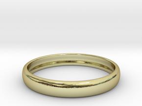PA RingEasyCT12t08H3d19 in 18k Gold