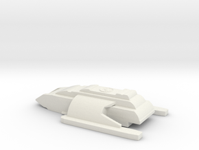 Federation Runabout (basic) in White Strong & Flexible
