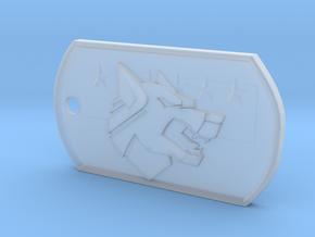 Battletech Clan Wolf in Smoothest Fine Detail Plastic