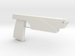Basic Westar-35 in White Natural Versatile Plastic