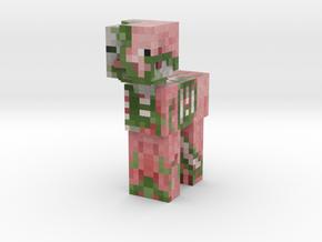 Zombie Pigman Pony in Full Color Sandstone